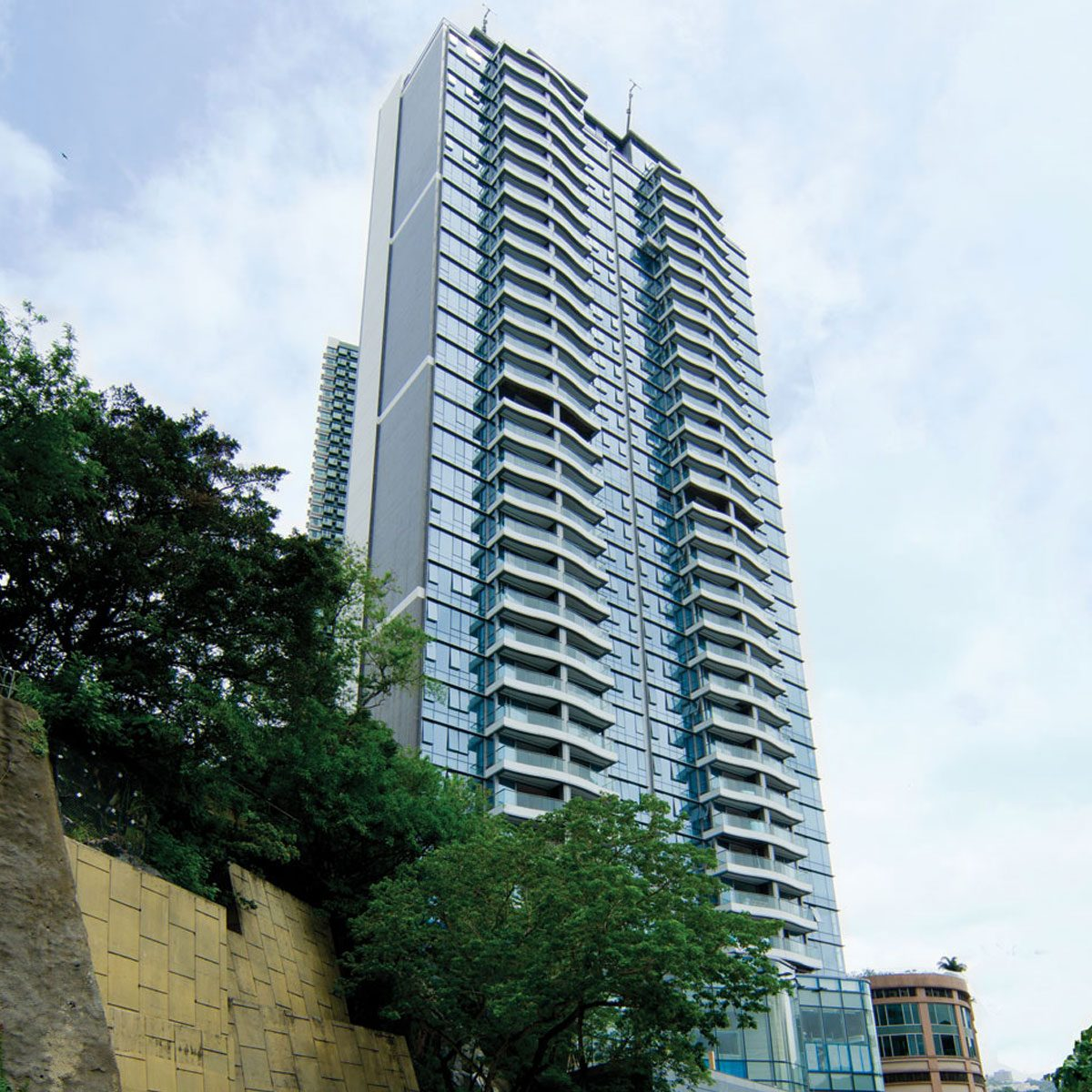Marina South, Residential Development at 8 Ap Lei Chau Drive, Ap Lei Chau, Hong Kong