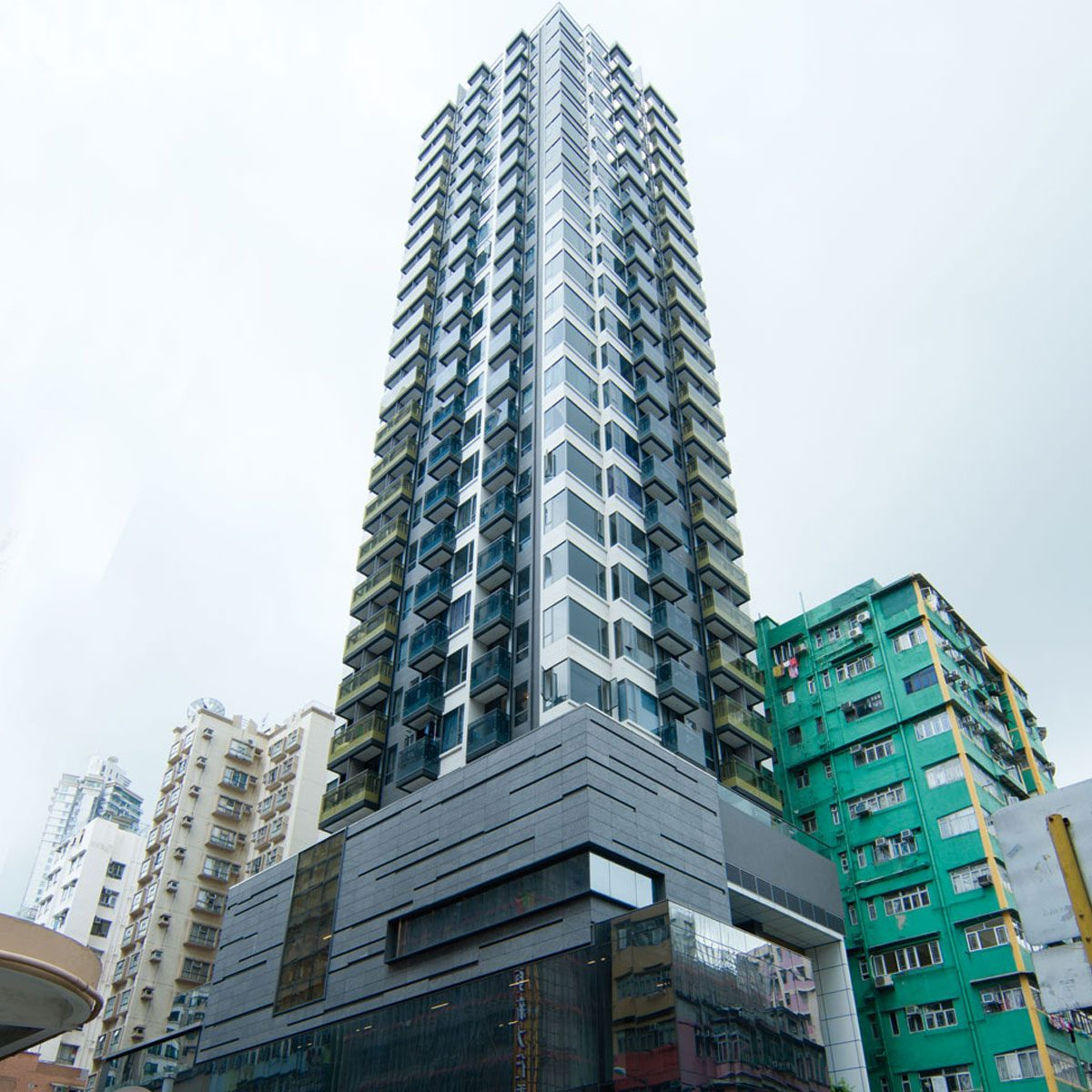 My Place, Residential Development at No. 123 Pak Tai Street, Tokwawan, Kowloon