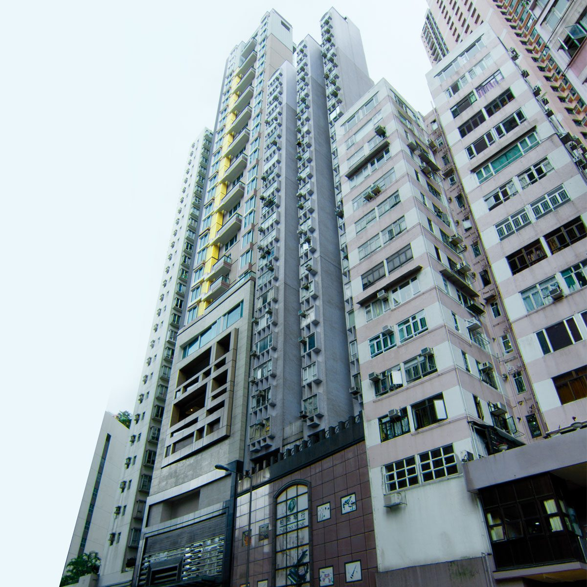 Residential Development at 16 & 18 Bonham Road, Mid Level, Hong Kong