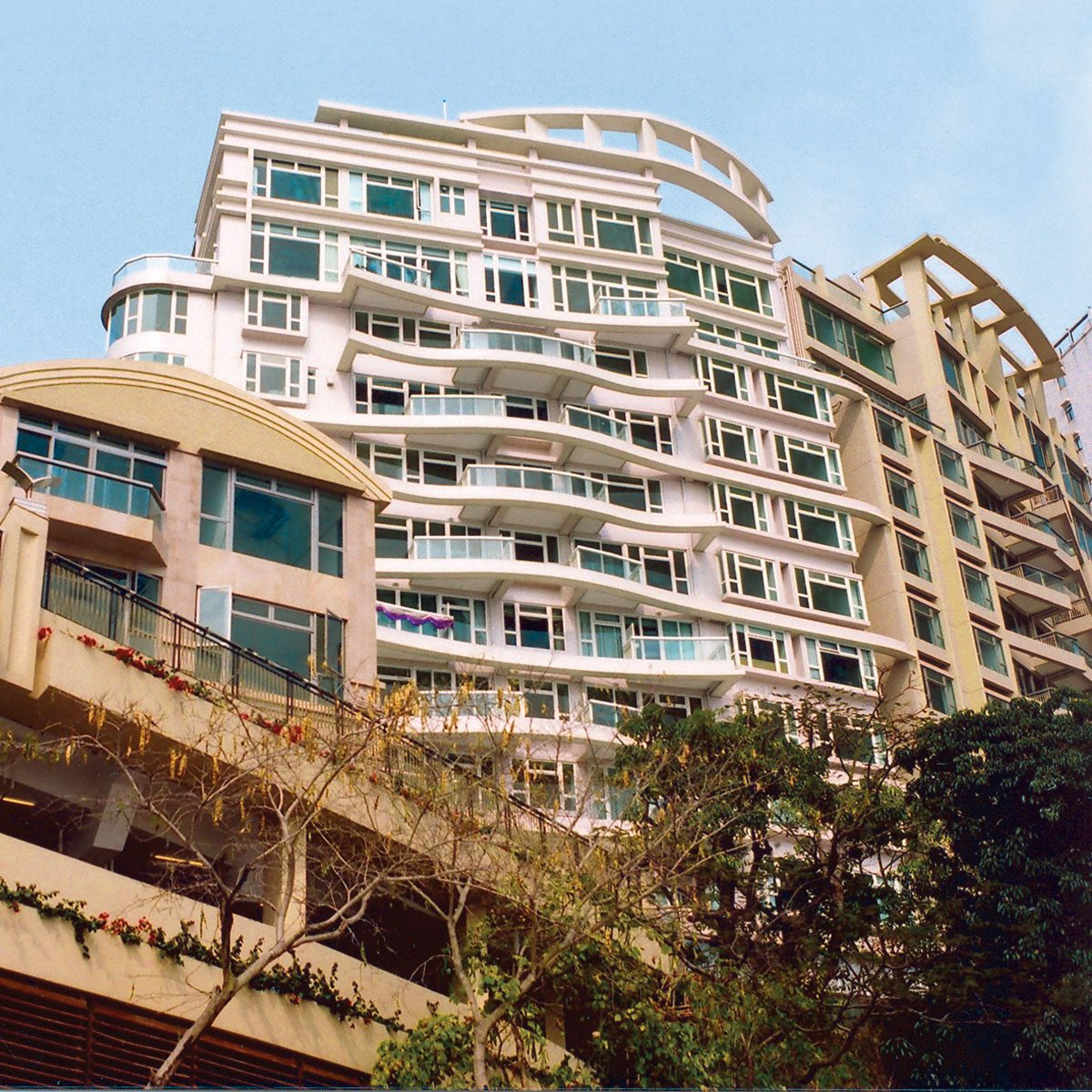 Villas Sorrento, Residential Development at 64-66 Mount Davis Road, Hong Kong