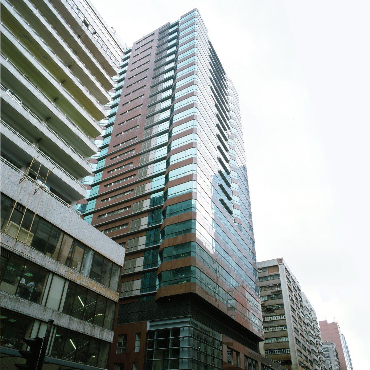 Yen Sheng Centre at 64 Hoi Yuen Road, Kwun Tong, Kowloon
