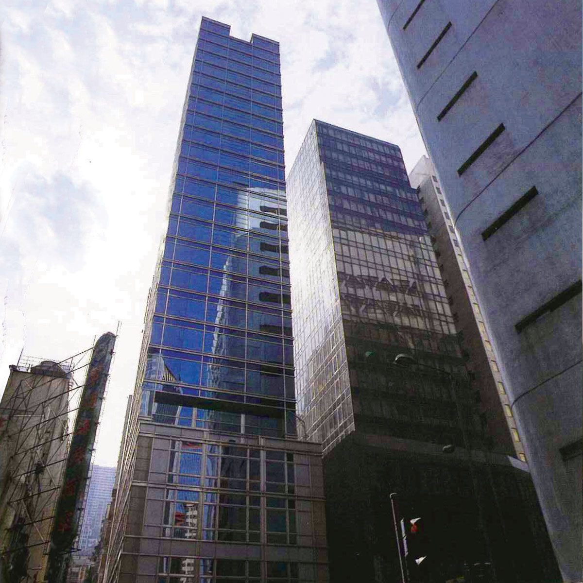 Proposed Commercial Building at 336-338 Queen's Road, Central, Hong Kong