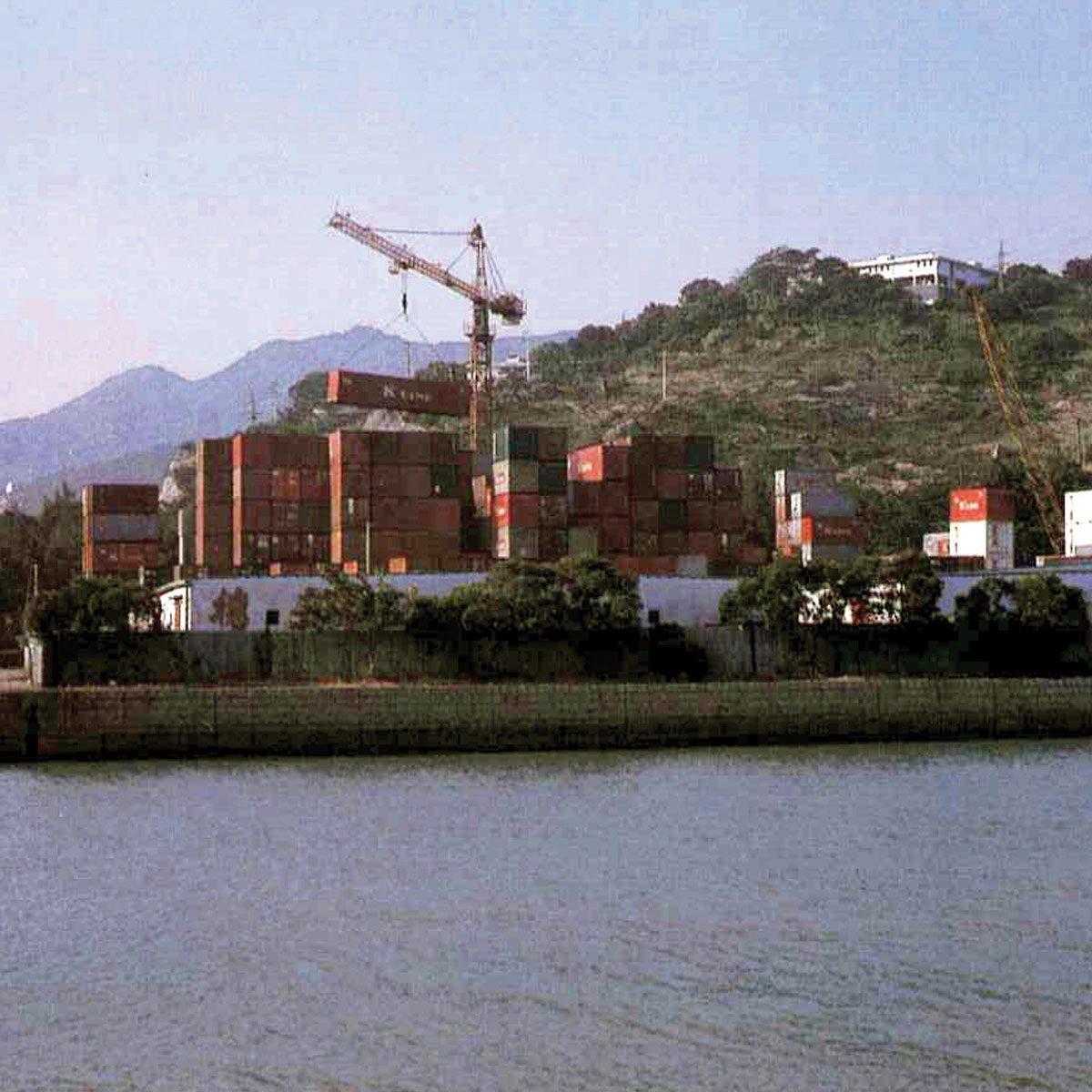 Tai Lam Chung Dangerous Goods Warehouse at Lot 421, Tai Lam Chung, New Territories