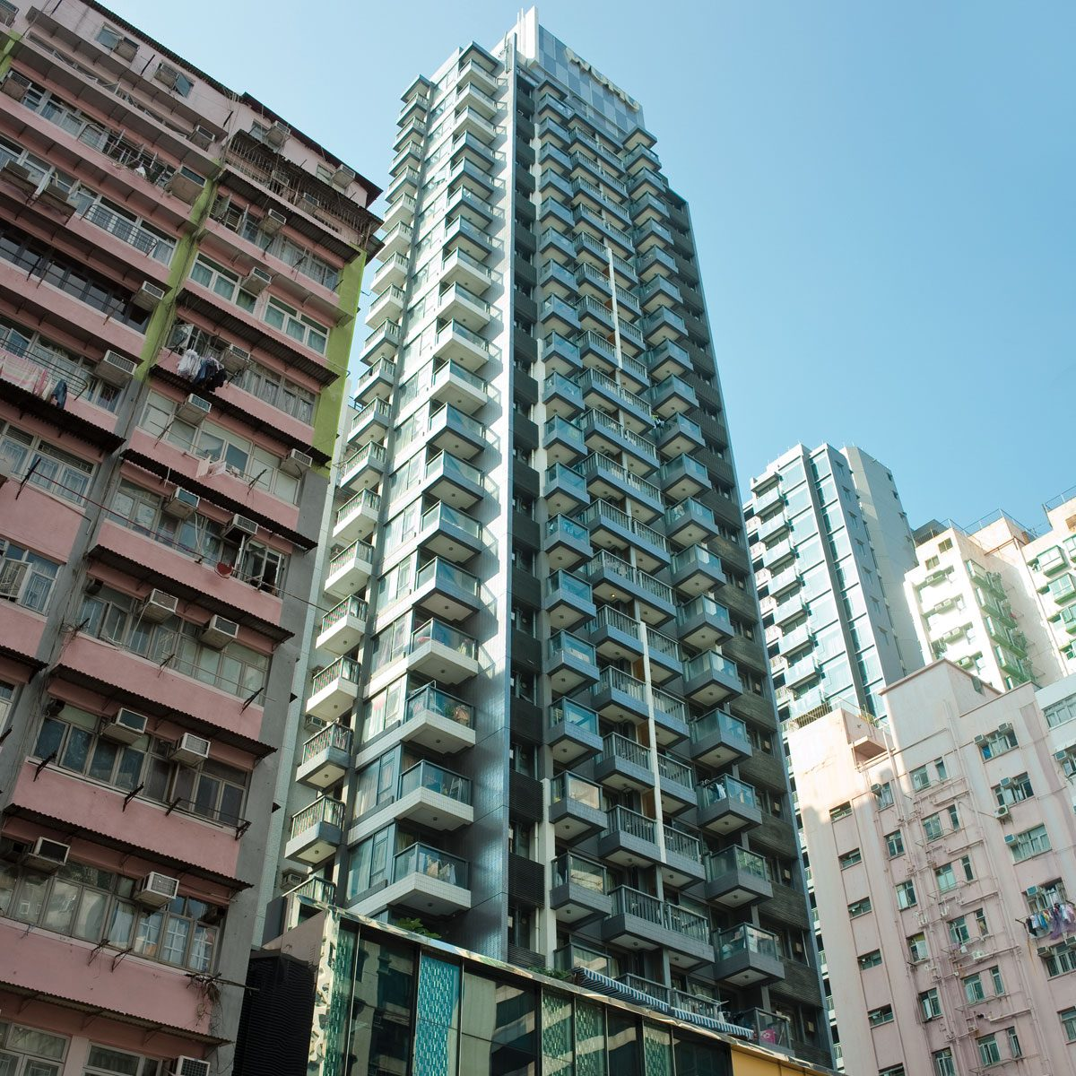Wuhu Residence, Residential Development at No. 111 Wuhu Street, Hunghom, Kowloon