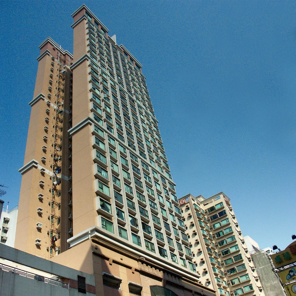 Carlton Court, Residential Development at 80 Ma Tau Wai Road, HungHom, Kowloon