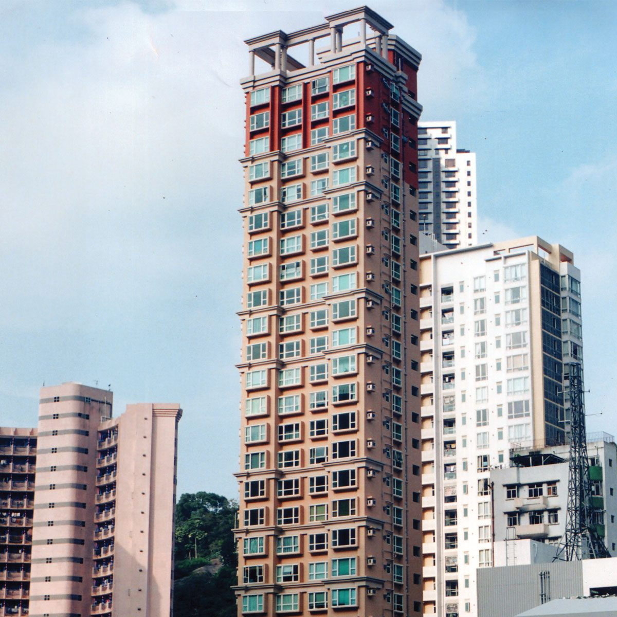 Le Cachet, Residential Development at 69 Sing Woo Road, Happy Valley, Hong Kong