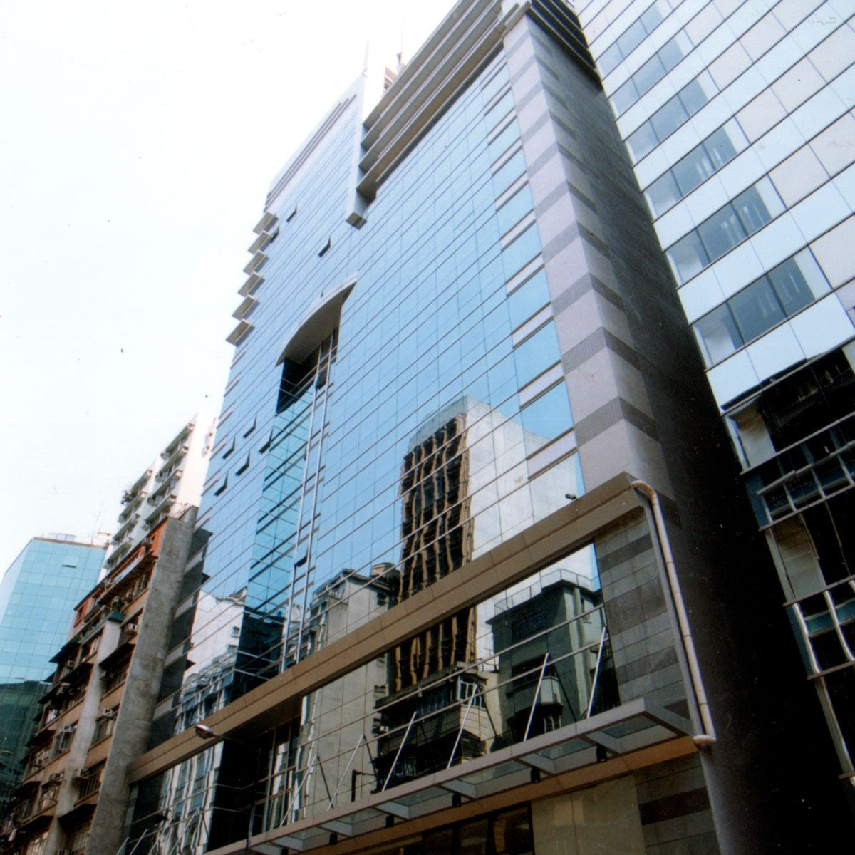 China Insurance Building, Extension, Alteration & Addition Works at No. 46-52 Cameron Road, Kowloon