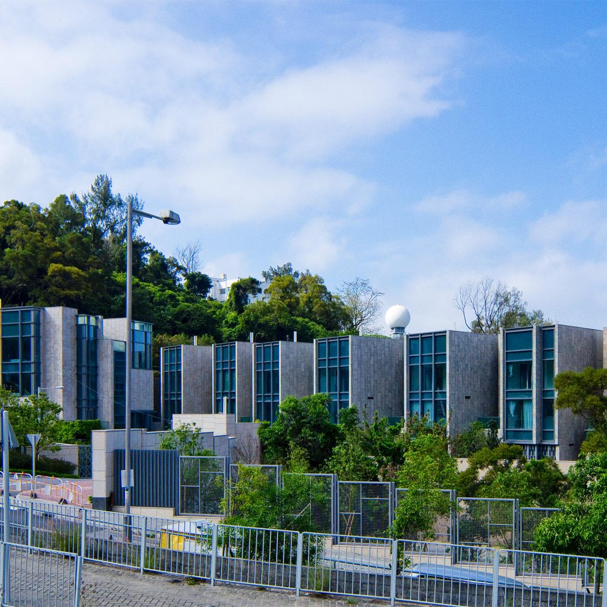 Seaside Castle, Residential Development at 9 Ching Lai Road, Tai Lam, Tuen Mun, N.T.